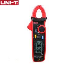 UNI-T UT210D цифровой клещи True RMS сопротивление напряжения емкость мультиметр измерения температуры Авто Диапазон Электрический