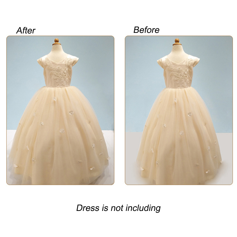 Cielarko Girls Skirt Kids Petticoat for Formal Gown Tulle Basic ...