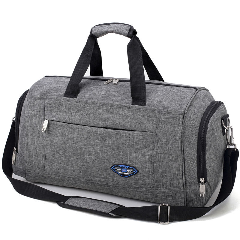 Waterproof Gym Bags Travel Outdoor Handbags Crossbody Shoulder Bag Sports Duffel Sporttaschen & -Rucksäcke