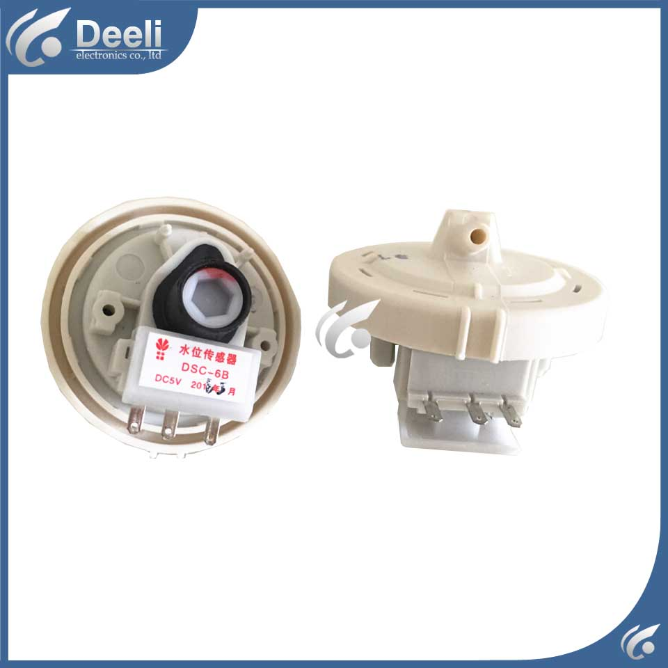 2pcs/lot Original for Samsung washing machine water level switch water level sensor SPS-S11D washing machine washer water level pressure sensor switch factory original