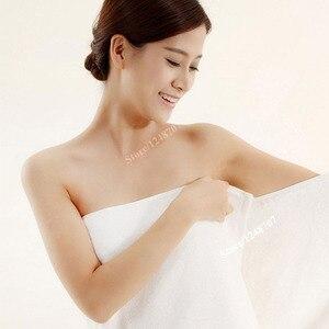 Image 3 - Youpin ZSH ผ้าเช็ดตัว Facecloth ผ้าขนหนูผ้าฝ้ายหนุ่มชายหาดผ้าเช็ดตัว Antibacterial ดูดซับน้ำในสต็อก