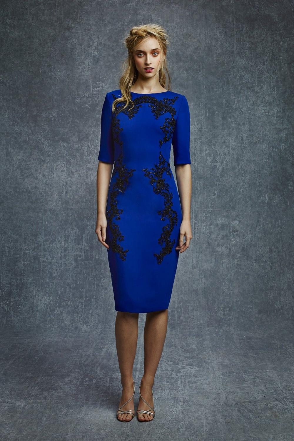 royal blue party dress plus size – woman best dresses