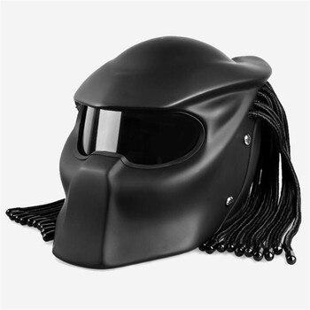 Маска шлем Хищника