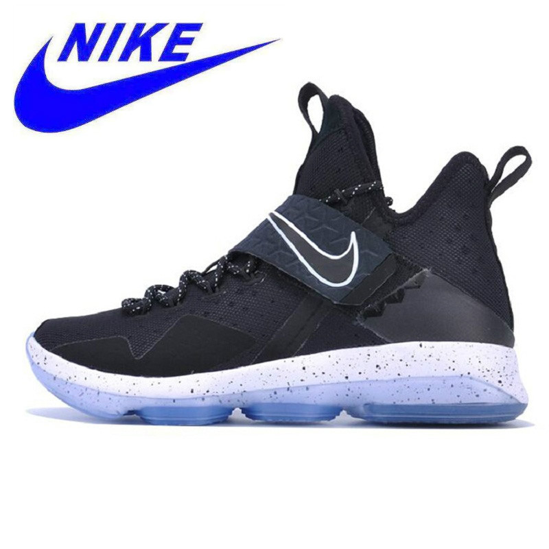 5cbd63f98591c8 NIKE LEBRON XIV EP LBJ14 Original New Arrival Authentic Men s Breathable Basketball  Shoes Sports Sneakers Trainers-in Basketball Shoes from Sports ...