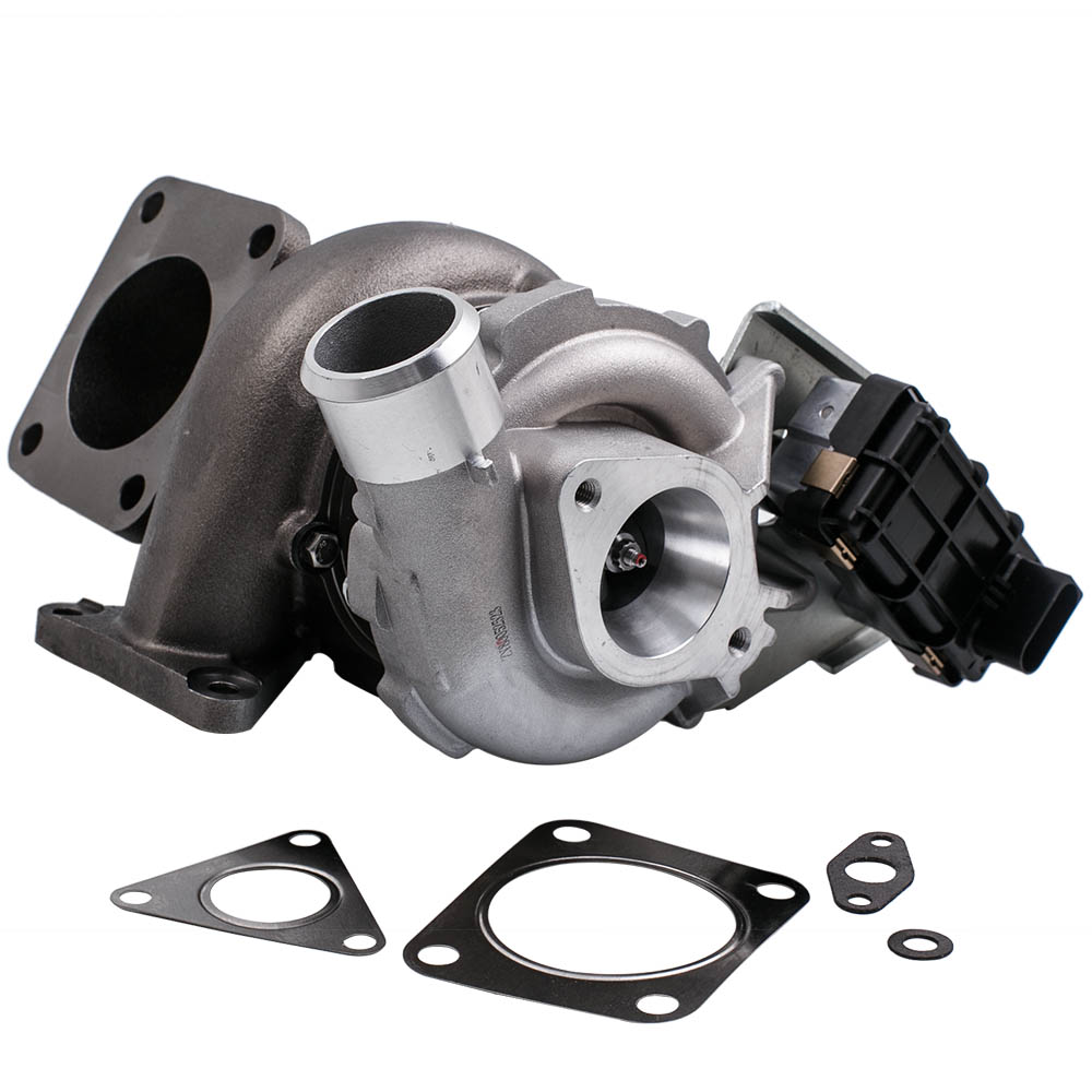 GTA2052V Turbocharger 752610 For Ford Transit VI 2.4 TDCI 6C1Q 6K682 EF Turbo|Turbo Chargers & Parts| |  - title=