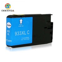 hp officejet Compatible Ink Cartridge Replacement For HP 932 XL 933 XL for Officejet 6100 6600 6700 7110 7510 7610 7612 Printers (5)