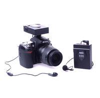 보야 BY-WM5 DSLR 카메라 무선 발리에 마이크 레코더 시스템 캐논 6D 600D 5D25D3 니콘 D800 소니 DV Camcord