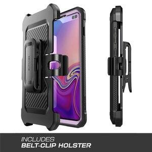 """Image 3 - Funda para Samsung Galaxy S10 Plus, carcasa de 6,4 """", carcasa UB Pro de cuerpo completo, funda resistente con soporte, sin Protector de pantalla incorporado"""