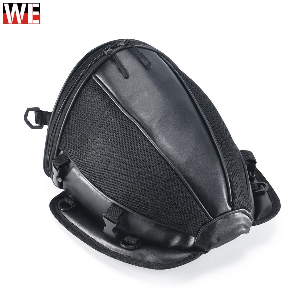 Motorcycle Tail Bags Motorbike Back Seat Storage Bag Saddlebag Multifunctional Waterproof Motocross Racing Travel Bag accessory