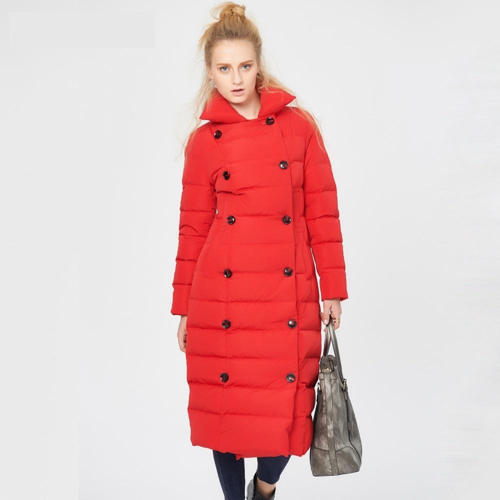 Aliexpress.com : Buy long winter parka down jackets brand design coat women's coat puffer