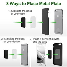 XMXCZKJ Universal Phone Metal Plate Replacement Kit Magnetic Car Phone Holder Mount Accessory Metal Plate For Iphone Samsung HTC cheap NDAS4R4-Logo-2 Metal Plate Universal Mount Metal Plate with Adhesive Phone Holder Accessories metal plate magnetic Phone Holor Accessory