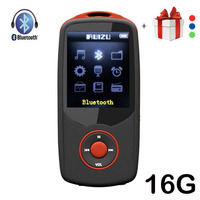 RUIZU X06 Bluetooth MP4 Player 16GB 100 Hours Lossless Sports MP4 Music Player 1 8 Inch