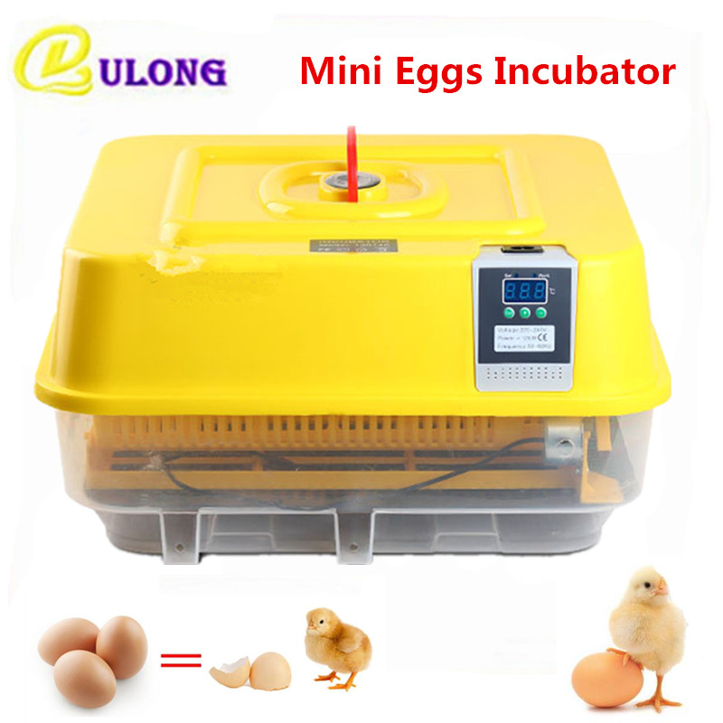 39 Eggs Incubator Household Small Auto Hatchers With Temperature Control Digital Intelligent Hatching Equipment household mini small eggs incubator auto hatchers poultry hatching machine equipment tool electric chicken brooder