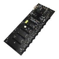 B250 BTC Материнская плата Intel 1151 Процессор DDR4 памяти 12 карты USB3.0 расширения адаптер XP компьютера главного Borad