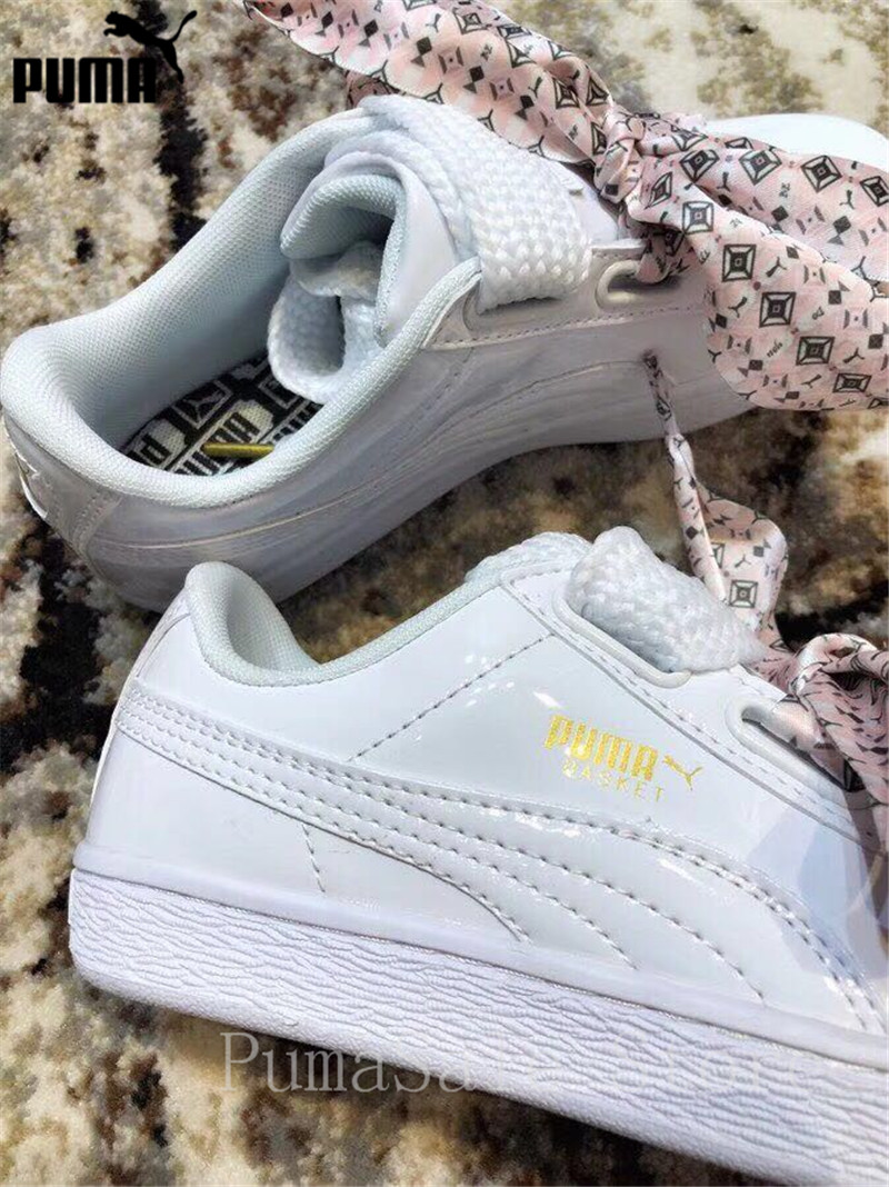 Detail Feedback Questions about PUMA Basket Heart New School Women s ... bb560615f