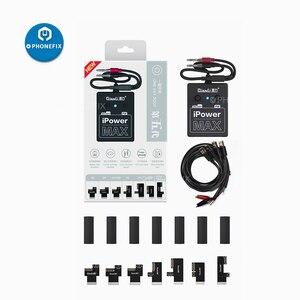 Image 4 - QianLi iPower מקסימום פרו מבחן כבל חשמל בקרת מבחן חוט עבור iPhone XS XS מקסימום X 8 8P 7 7P 6S 6SP תיקון כבל חשמל