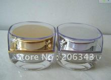 jar silver shiny gold,