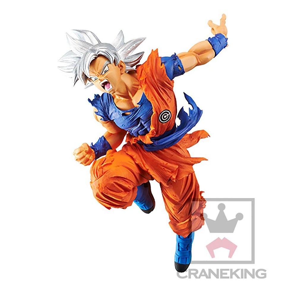 Tronzo Original Banpresto Dragon Ball Super Goku Ultra