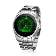 Bluetooth Smartwatch Männer Frauen Mode Uhren Pulsmesser Schlaf Tracker für iPhone Samsung Sony Moto Nokia LG Android
