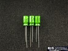 10pcs/30pcs nichicon MUSE ES 10uF/35V non-polar audio electrolytic capacitor super capacitor 6x12 FREE SHIPPING цена