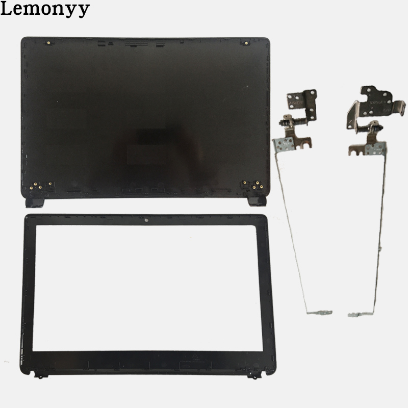 NEW For Acer Aspire E1-510 E1-530 E1-532 E1-570 E1-532 E1-572G E1-572 V5WE2 Z5WE1 LCD BACK COVER/LCD Bezel Cover/LCD hinges mbr30h100ctf e1