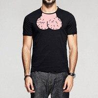 Dick Kafa T Shirt Erkekler fantezi elbise serin retro rude joke mizah çuval rahat hediye tee ABD Boyutu S-3XL