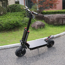 No tax Long Distance 105km electric scooter 80km/h high powerful new 11