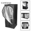 CellDeal Premium Kweektent Zilver Mylar Indoor Bud Box Hydrocultuur Donkere Kamer Maten Groeien Tent Oxford Doek Kweektent Hydrocultuur