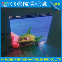 P4 81 Outdoor Advertising LED Displays RGB LED Display Panel Full Color Screen LED