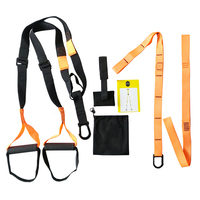 Resistance Bands Chin Up Pull Up Sit Up Suspension Trainer Strap Fitness Equipment Yoga Workout For
