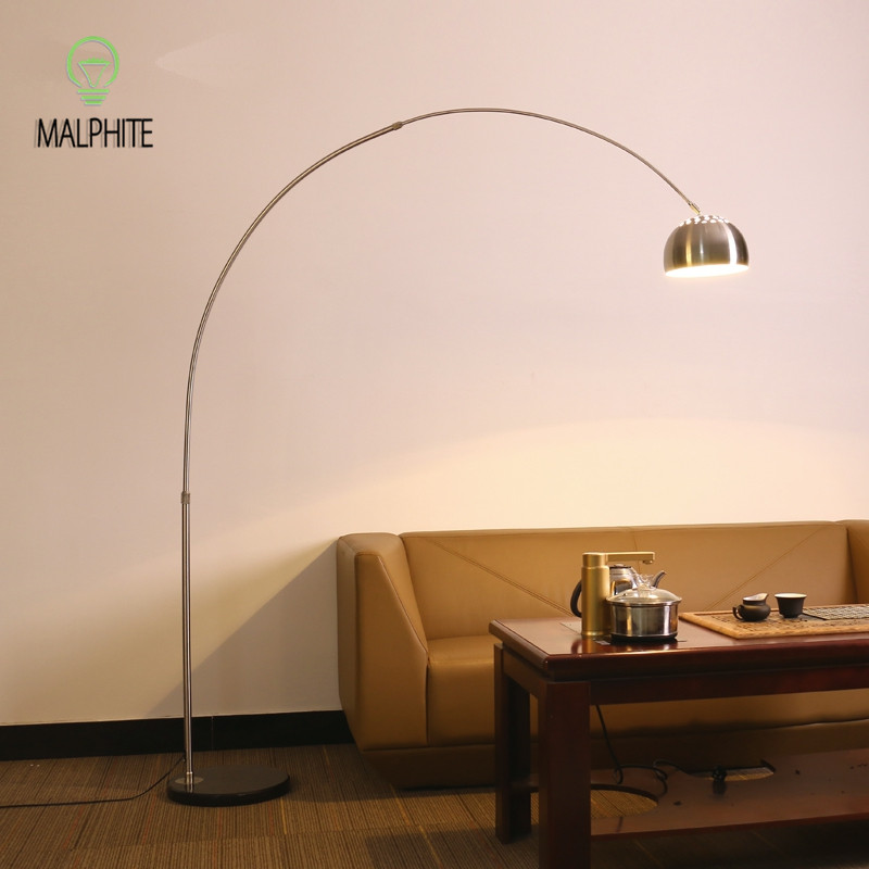US $114.54 23% OFF|Nordic Fish Line Stand Lamp Modern Bedroom Floor Lamp  Lighting Fixtures Lamp Stand Light Standing Lamps Living Room Luminaire-in  ...