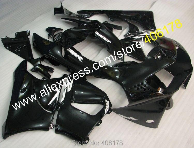 Hot Sales,For Honda CBR900RR fairing Kit CBR 900 RR 919 CBR 1999 CBR919RR 1998 CBR919 98 99 Black custom abs fairing for sale