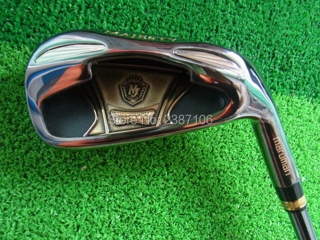 Playwell ОЕМ именно maruman величество Prestigio в супер 7 золотой человек гольф набор железа гольф-клуб утюг клуба