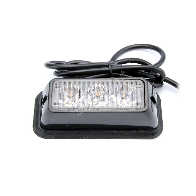 10pcs truck trailer heavy duty equipment construction crane truck excavator mining truck forestry log machine LED strobe light in Signal Lamp from Automobiles Motorcycles