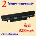 JIGU Laptop Battery For SAMSUNG N150 N218  N143 N145 N148 N230 Black