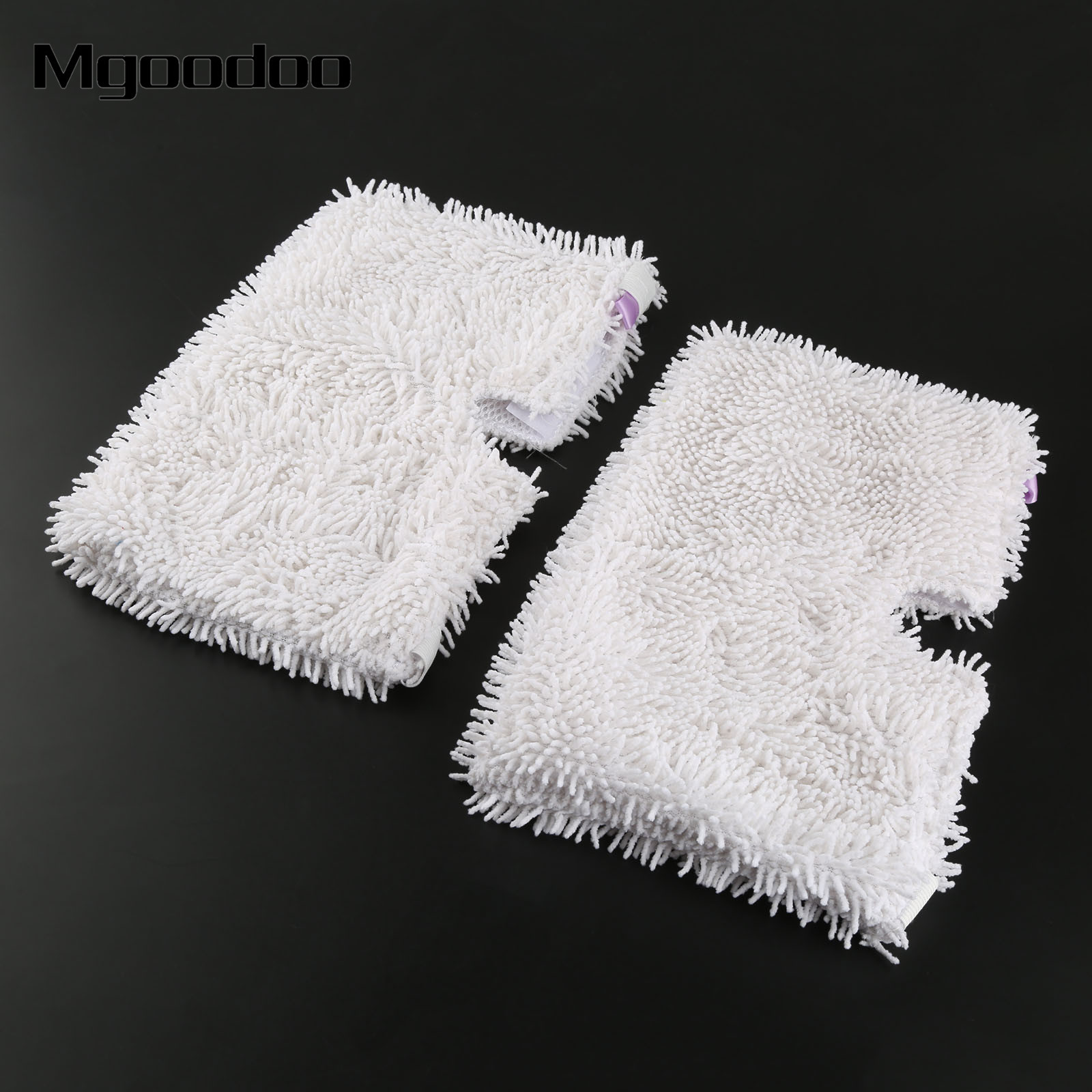 New 18x32cm Replacement Cleaning Microfiber Pads For Shark Pocket Washable Steam Mop Microfiber Cloth S3550 S3501 S3601 S3901