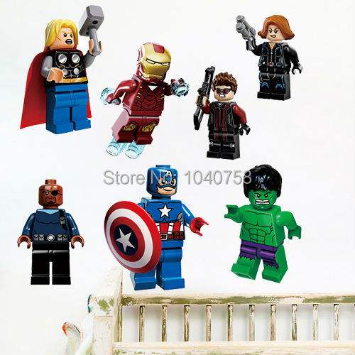 lego movie avengers