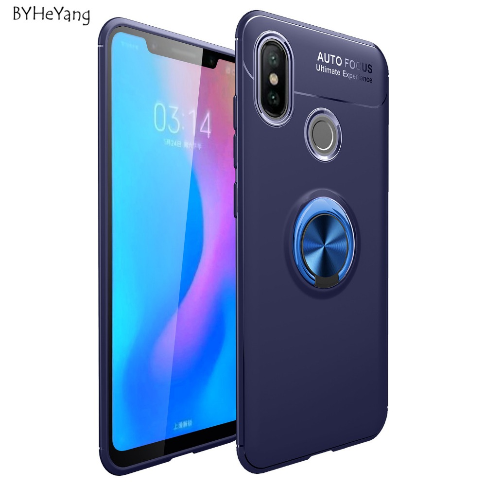 Us 3 3 7 Off Untuk Vivo Y91 Macam Macam Casing Handphone Pioneer Vivo Y95 Case Mobil Pemegang Silikon Lembut Cincin Magnetik Ponsel Cover Untuk Capa
