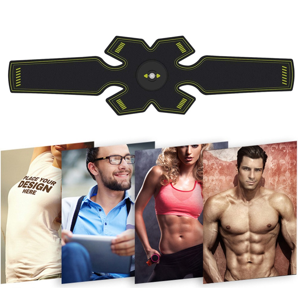 Vibration Abdominal Muscle Trainer  (12)