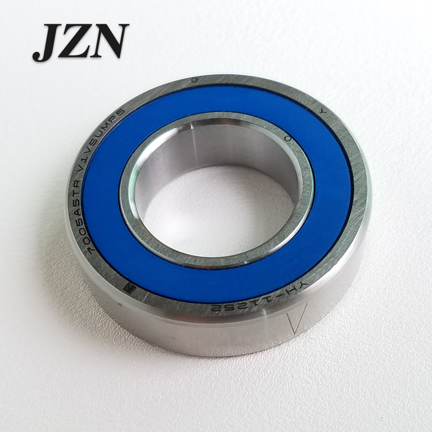 Free Shipping High-precision angular contact bearing engraving machine bearing a single free 7206 7207 7208 7209 7210 -2RZ P5 все цены
