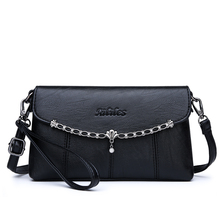 Clutch Leather Handbags Women Bag Designer Female Messenger Crossbody Bags Ladies Bag for Women Girls 2018 Black bolsa feminina weichen new designer women shoulder bag purse leather women messenger bags female clutch crossbody bag for ladies bolsa feminina