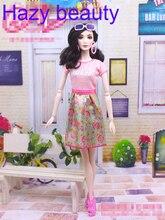 Hazy beauty Dress For Barbie Doll 1 6 BBI1029