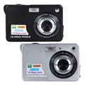 "Black/Silver 18MP 2.7"" TFT LCD DV CMOS 8X Digital Zoom HD Digital Camcorder Camera Support SD Card USB For Windows IOS"
