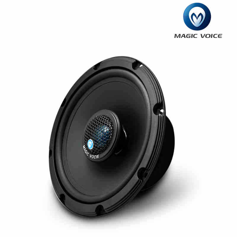 2 Pcs 4OHM 2-Way 6.5 inch Car Coaxial Speakers New Car Audio Stereo HiFi Music Speaker hertz uno x 130 2 way coaxial