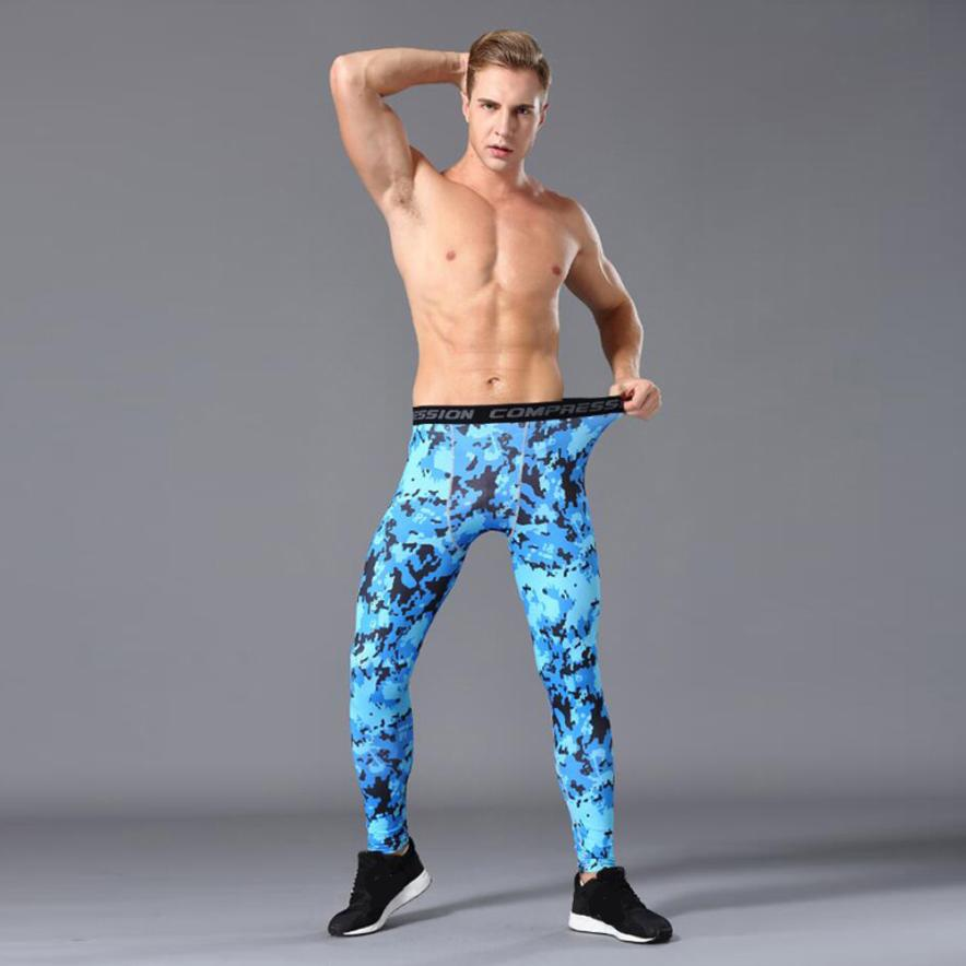 Mens Gym Sport Thermal Tight Compression Base Layer Pants Long Leggings Trousers Youthful Own Store