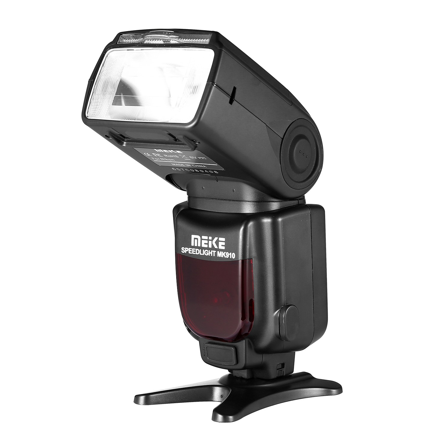 Meike MK-910 MK910 i-TTL 1/8000s HSS Sync Master & Slave flash speedlite for Nikon SB-910 SB-900 D7100 D800 D5500 D750 DSLR came spash sl 685c gn60 wireless master slave flash light ttl speedlite for nikon lcd screen cameras flash adjustable fill light