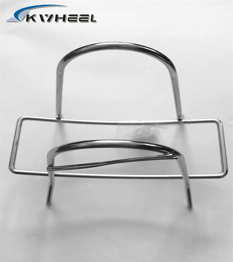 أحادية عجلات التوازن سكوتر الوقوف غير المغناطيسي عالية الجودة مسند زاوي من الفولاذ المقاوم للصدأ ل واحد عجلة سكوتر بإمكانية التوازن الذاتي