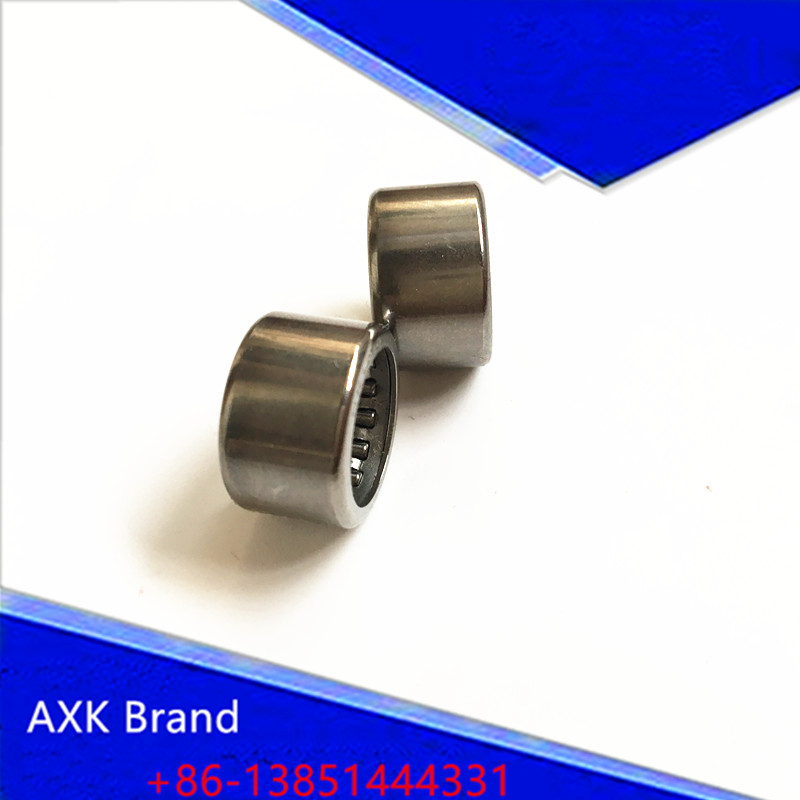 Free shipping Drawn Cup Needle Roller Bearing HK1718 HK0709   HK2220   HK0812  TA1729  HK0612 HK1008  HK1812  HK1010 HK1212 free shipping high quality 1pc hk303824 7942 30 drawn cup type needle roller bearing 30x38x24mm
