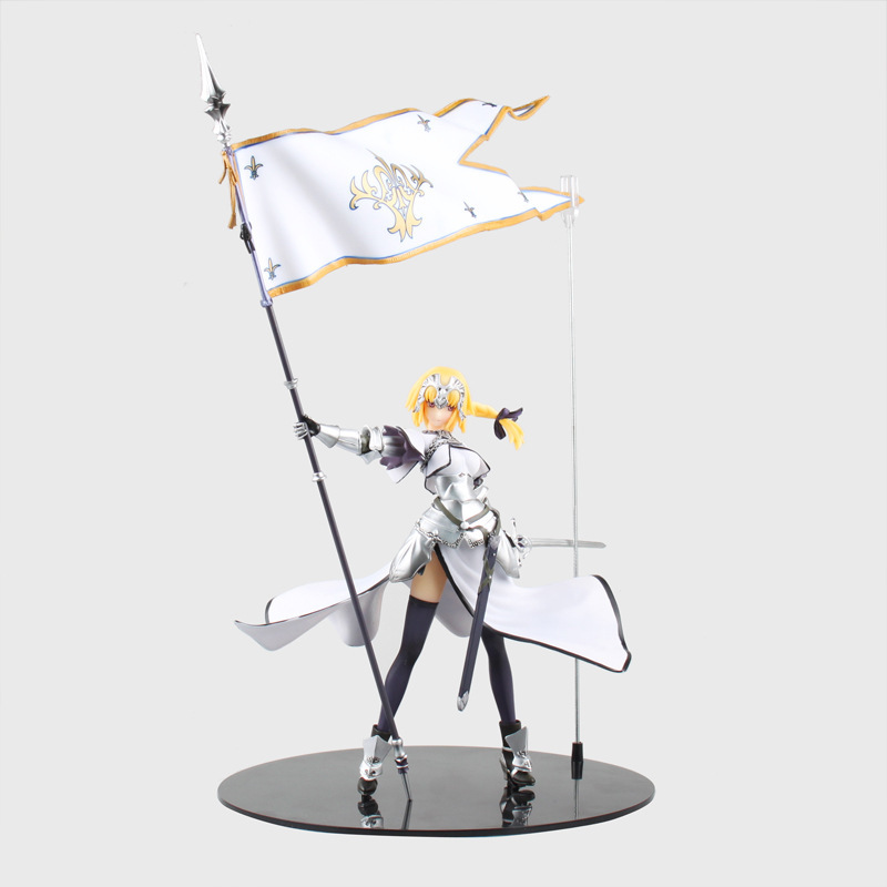 Anime Fate/Apocrypha fate stay night Jeanne d'Arc Saber action & toy figures Saber Figures Collectible Model Toy juguetes jouet