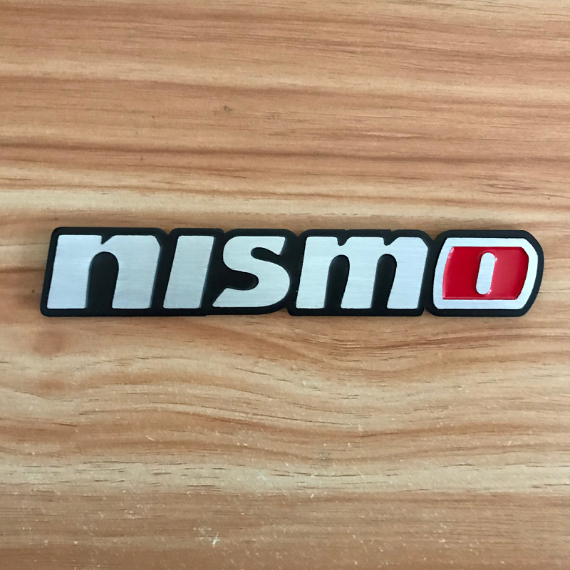 jdm brushed aluminum car sticker for nismo logo tail fender stickers for honda toyota nissan mazda mitsubishi accessories car stickers aliexpress us 1 95 35 off jdm brushed aluminum car sticker for nismo logo tail fender stickers for honda toyota nissan mazda mitsubishi accessories car